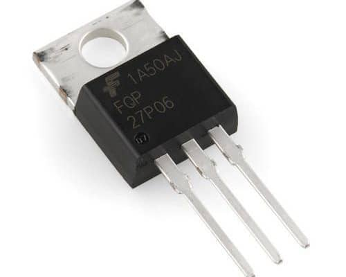 MOSFET in Motor Design